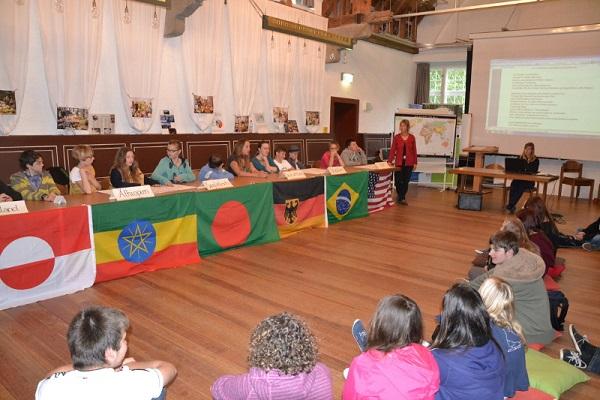 Kinder-Klima-Konferenz Schwaneck