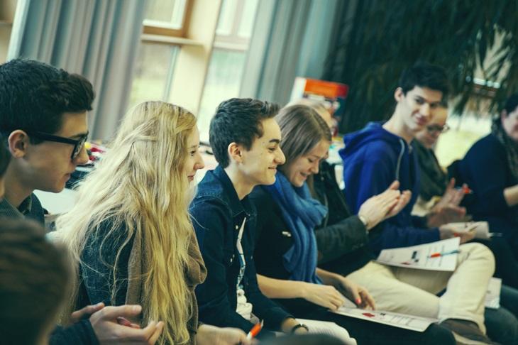Interkulturelle Schulung in der Jubi Unterfranken