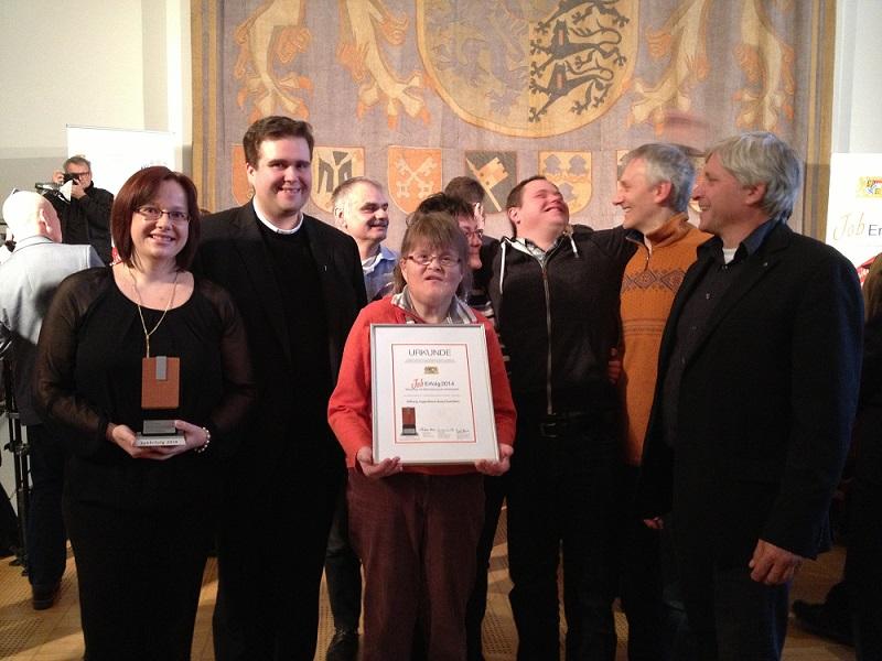 Feuerstein Ehrenpreis 2014